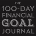 100 day financial goal journal