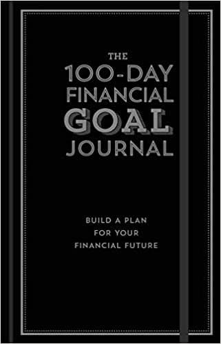 100 day financial journal