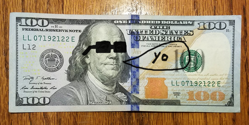 12 new financial companies to watch for budgets are sexy for 100 dollar bill drop card template