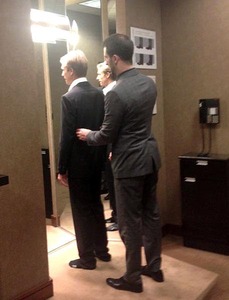 $1,200 suit