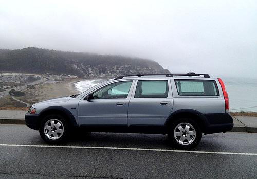 2001 volvo XC70 wagon