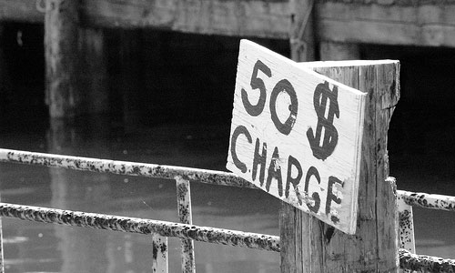 $50 charge
