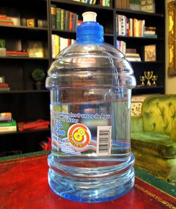 8 cups water day bottle