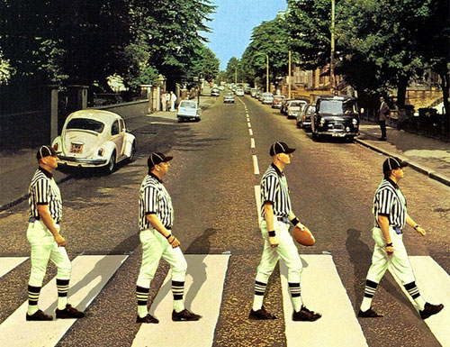 abbey road referees