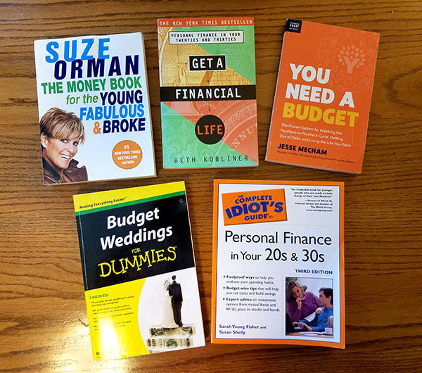 adulting finance books