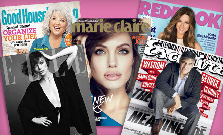 $5 magazine subscriptions