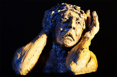 agony sculpture