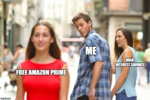amazon prime banking flirt