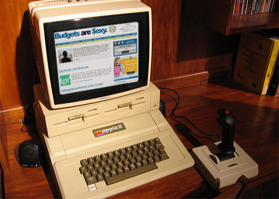 apple 2 computer blog