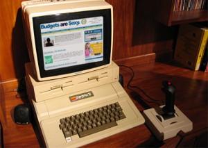 apple 2 computer blog