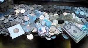 arcade coins