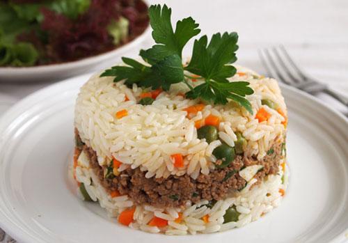 arroz tapado peru