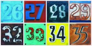 artsy numbers