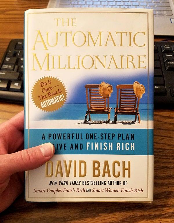 automatic millionaire david bach