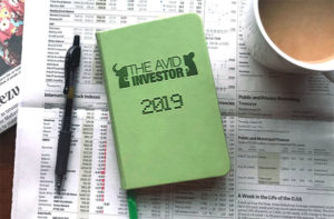 the avid investor planner - 2019