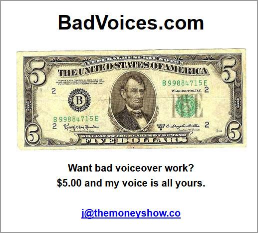 bad voices website