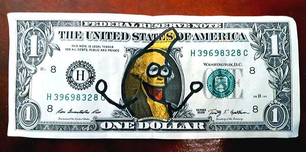 silly banana dollar
