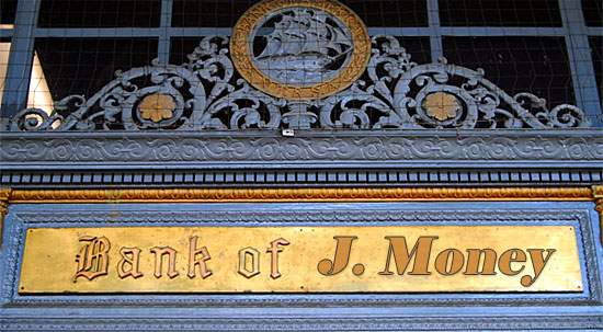 bank of j. money