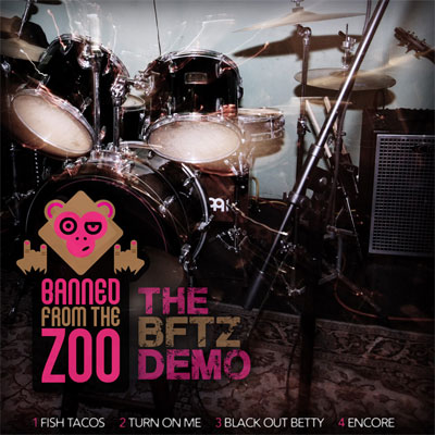 banned from the zoo album