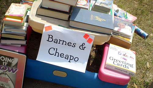 barnes and cheapo