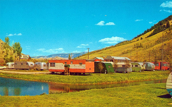National Trailer Park & Sales - Jackson Hole, Wyoming