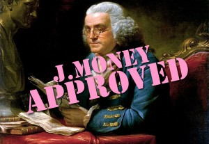 ben franklin approved