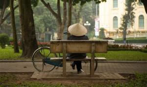 bench thinker