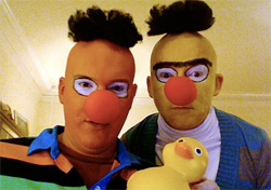 bert and earnie costumes