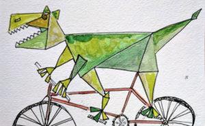 bikeosaurus