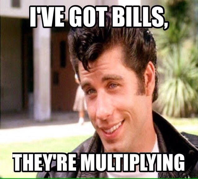 bills multiplying meme