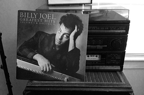 billy joel greatest hits lp