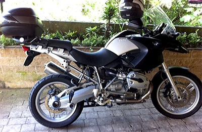bmw 1200cc bike