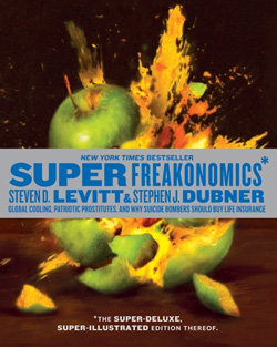 Superfreakonomics Illustrated