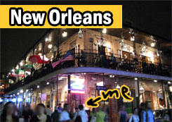 Boy's Weekend - New Orleans
