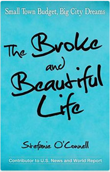 broke and beautiful life book