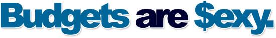 budgetsaresexy logo
