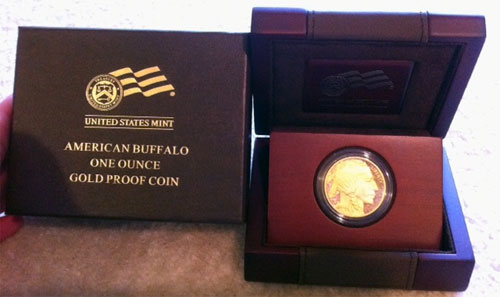 Buffalo Gold Coin Proof - Mint