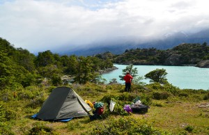 camping patagonia
