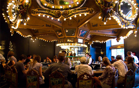 carousel bar - new orleans