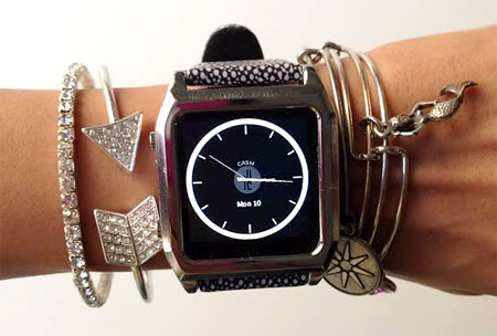 cash smart watch