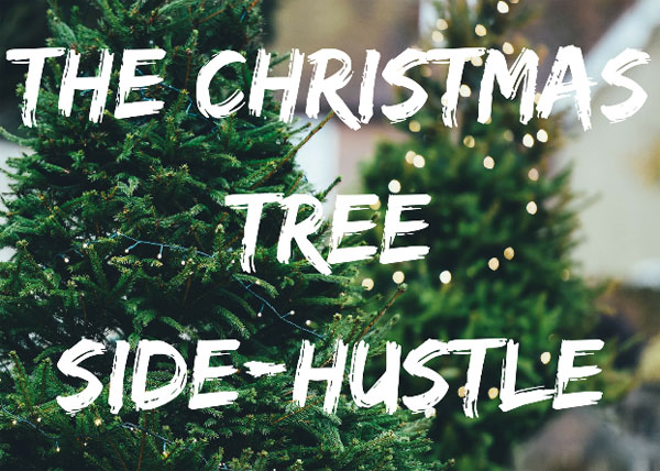 christmas tree hustle