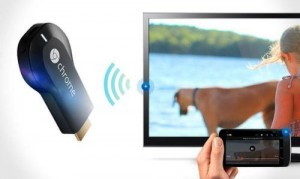 chromecast tv phone