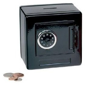 combination safe bank