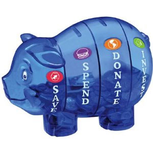 money savvy pig bank