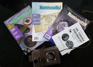 coin magazines & viewer