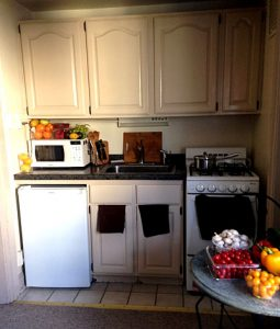 condotel kitchenette