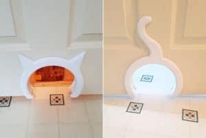 coolest cat door