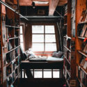cozy book store