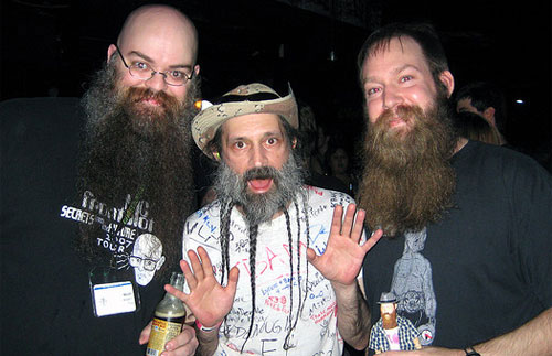 crazy beards