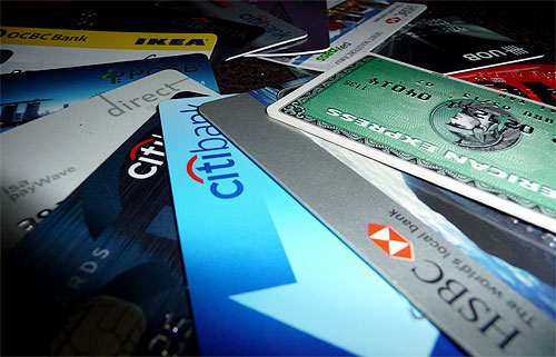 credit card circle